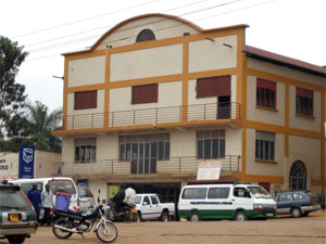 Mukono Cathedral House